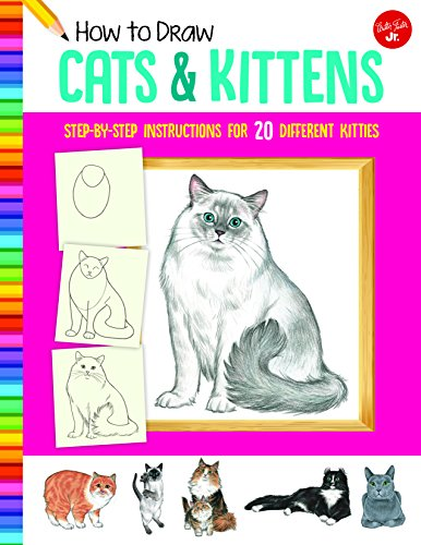How to Draw Cats & Kittens: Step-by-step instructions for sale  Delivered anywhere in Canada
