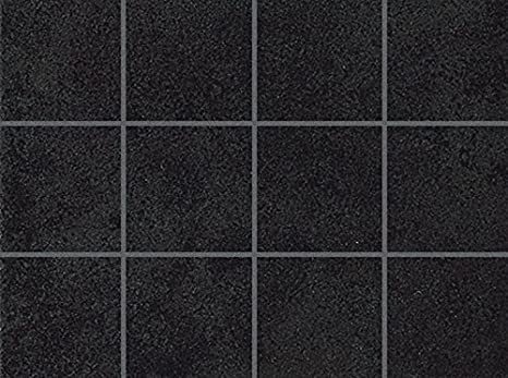 Marazzi progress black 10x10 cm m7yv piastrelle pavimenti