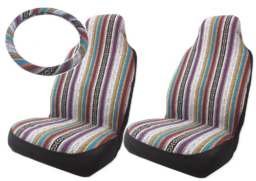 Unique Imports Car Seat Covers