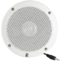 Poly-Planar 5 VHF Extension Speaker - Flush Mount - (Each)White