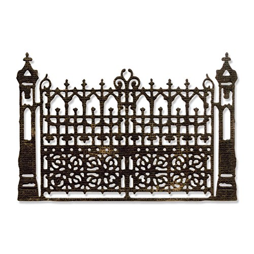 Sizzix 661586 Thinlits Die, Gothic Gate by Tim