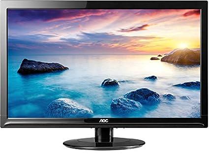 49626e692 Amazon.com: AOC E2425SWD 24-Inch Wide LCD Monitor (1920x1080 Optimum ...