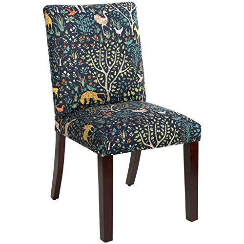 Skyline Furniture Uptown Dining Chair, Folkland Admiral by Skyline Furniture