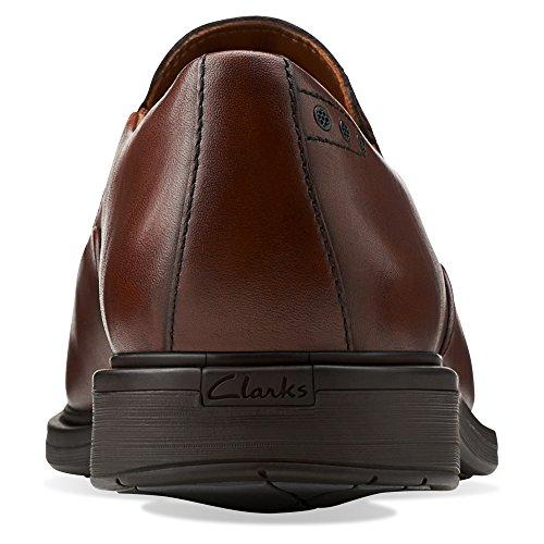 Clarks Drexlar Easy Uomo Dark Tan Mocassino 12-medium