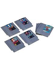 Nintendo NES Laser Dessous-de-Verre, en Isorel/Papier, Multicolore, 9x 1x 10cm