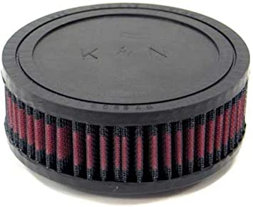Filter Height: 2.375 In Replacement Filter: Flange Diameter: 2.0625 In Flange Length: 0.625 In Premium RC-2720 Shape: Oval Washable K/&N Universal Clamp-On Air Filter: High Performance