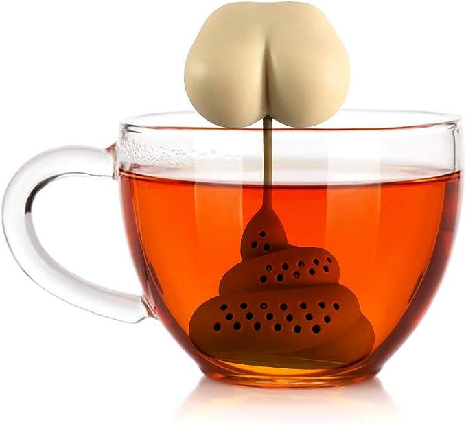 Silicone Cat Tea Thé Infuseur Filtre Diffuseur Réutilisable Passoire à thé épices LE