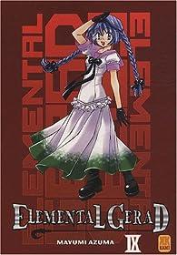 Elemental Gerad, tome 9 par Mayumi Azuma
