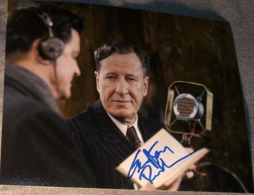 Geoffrey Rush Signed Autograph