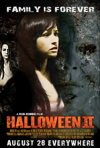 (Halloween 2 Poster Movie H 11x17 Sheri Moon Zombie Chase Wright Vanek Scout)