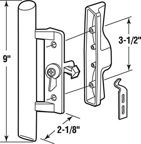 Buy marvin patio door handles