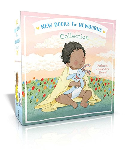 (New Books for Newborns Collection: Good Night, My Darling Baby; Mama Loves You So; Blanket of Love; Welcome Home, Baby!)