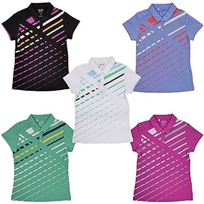 adidas Performance Girls Golf Polo - 12Y