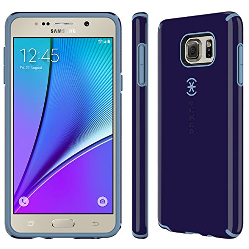 Speck Products 73066-C257 CandyShell Case for Samsung Galaxy Note 5, Blue/Periwinkle Blue