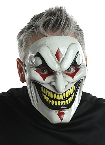 EVIL JESTER INJECTION MASK -