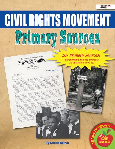 Civil Rights Movement Primary Sources Pack (20)