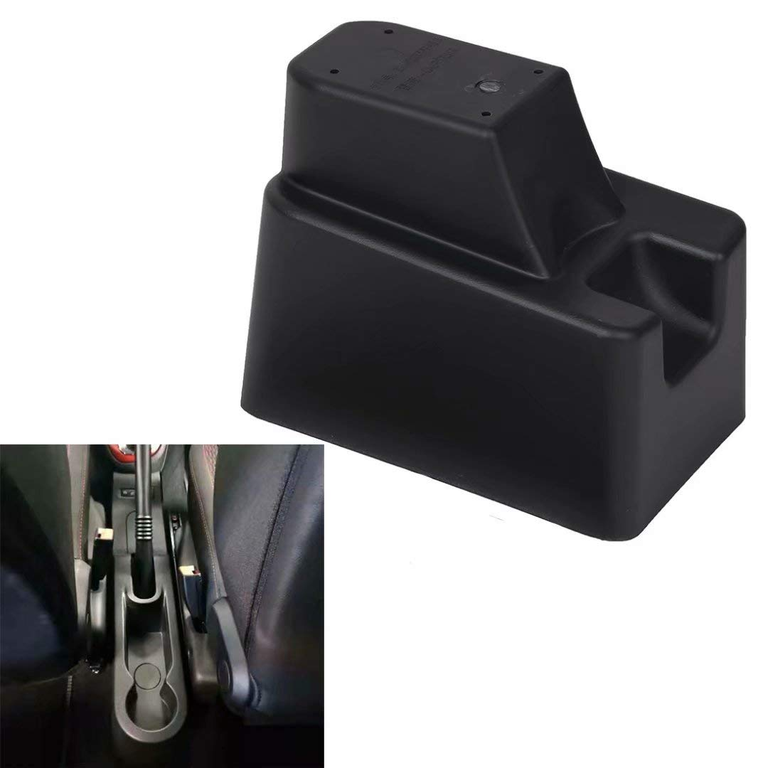 Pour Captur Kaptur 2014-2018 Accoudoirs Bo/îte Consoles main avec porte gobelets et cendrier