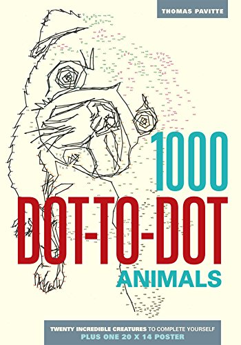 - 1000 Dot-to-Dot: Animals