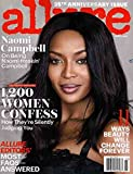 Allure March 2016 Naomi Campbell on being Naomi freakin' Campbell