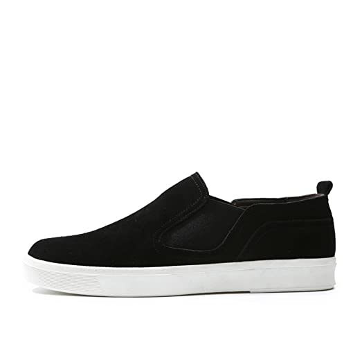 zapatos perezoso de los hombres/Costura establece el pie zapatos-A Longitud del pie=24.3CM(9.6Inch) cs74VFOis