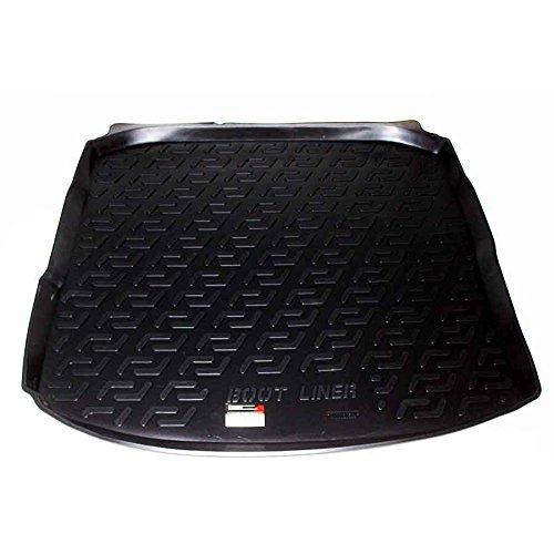 Antiara/ñazos SIXTOL Alfombrillas de Goma para Maletero de Coche para Audi A3 Sedan Funda para Maletero Antimanchas Cubre Maletero para Perros r/ígido
