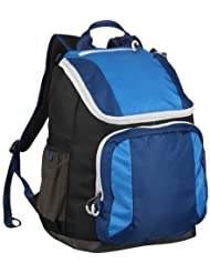 Embark Jartop Blue/Black 17.5 Recycled Content Future Tech Backpack