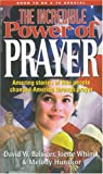 img - for The Incredible Power of Prayer book / textbook / text book