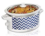 Hamilton Beach 33760 Wrap and Serve Slow Cooker, 6-Quart