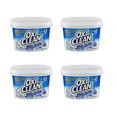 OxiClean White Revive Laundry Whitener + Stain Remover