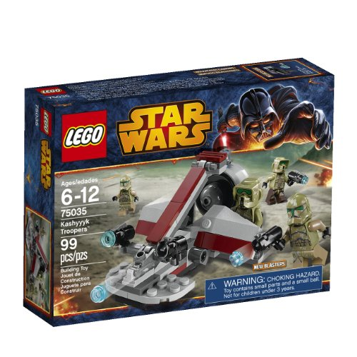 Lego, Star Wars, Kashyyyk Troopers (75035) (Discontinued by manufacturer) ()