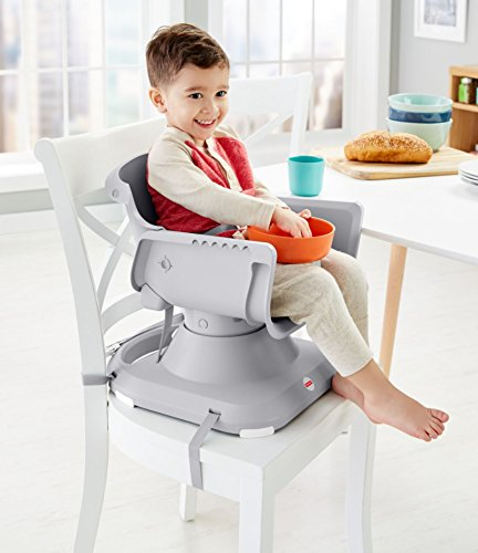 Fisher-Price SpaceSaver High Chair, Multicolor by Fisher-Price (Image #2)