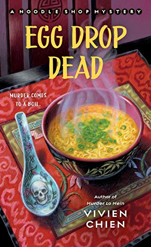 Egg Drop Dead: A Noodle Shop Mystery by [Chien, Vivien]