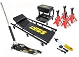 JEGS Performance Products 81150K1 Standard Garage Kit Includes: (1) Creeper & Me