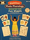 Webber Photo Phonology Minimal Pair Cards Fun Sheets, ASHLEY DRENNAN, 1586504886