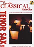 Favorite Classical Melodies, David Pearl, 1603784136
