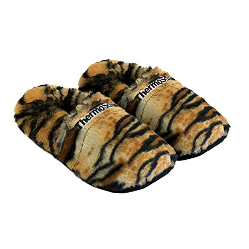 M Supersoft chauffants 40 taille chaussons EU36 Thermo tigre Sox pantoufles 4XOtS
