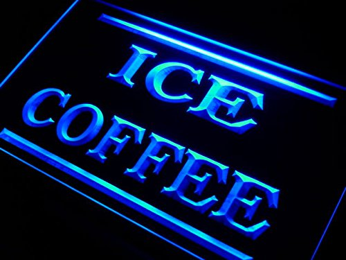Ice Coffee Shop LED Sign Neon Light Sign Display (Ice Led Sign)