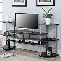 Designs2Go XL Multi Level TV Stand