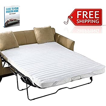 Amazoncom Madison Park Essentials Frisco Fine Quality - Mattress for sofa bed