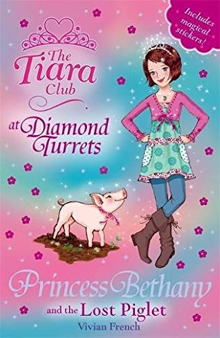 book cover of Princess Bethany and the Lost Piglet