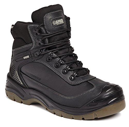 Apacheranger - Chaussures De Sécurité Pour Homme, Noir (black (black)), 40