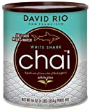 David Rio White Shark Chai, 4 Lb. Canister