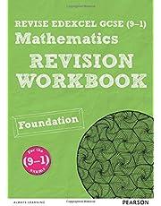 Revise Edexcel Gcse (9-1) Mathematics Foundation Revision Workbook (REVISE Edexcel GCSE Maths 2015)