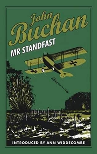 book cover of Mr Standfast