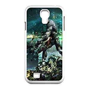 Samsung Galaxy S4 9500 Cell Phone Case White Crysis 3 poster LSO7755133