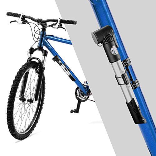 SAMLITE - Best handheld Mini Bike Pump with Glue-less Puncture ...