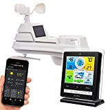 AcuRite 01079 Pro Weather Station with PC Connect, PRO+ 5-in-1 Weather Sensor and My AcuRite Remote Monitoring App