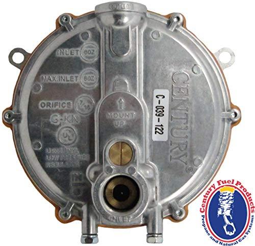 C-039-122 Low Pressure Regulator (Replaces Impco Garretson 039-122) ()