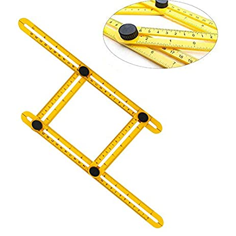 4side Tgr Angle Izer Multi Angle Ruler Template Tool 836 General