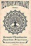 Teutonic Mythology: Germanic & Scandinavian Heathen Practices (Volume 1)